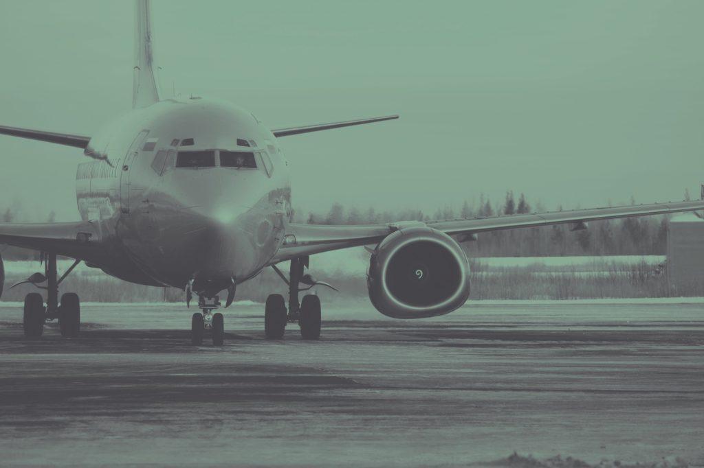 Flugzeug, Flughafen, Start, Abflug, Urlaub, Nach Spanien